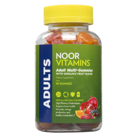 ADULT MULTI-GUMMIES - SHIPS FROM USA | Halal-Vitamins