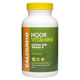 CALCIUM W/ VITAMIN D - SHIPS FROM USA | Halal-Vitamins